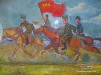 Духовой оркестр Правительства Республики Тыва открыл новый концертный сезон песнями Победы