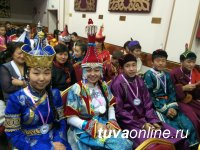 В Кызыле прошел конкурс национальных игр «Алдын-Кажык»
