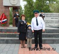 Пограничник с 40-летним стажем Сергей Крылов: Надеюсь на достойное продолжение династии...
