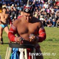Айдын Отчурчап – победитель турнира по борьбе хуреш на призы Кызылского кожууна
