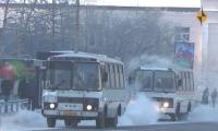 """В Кызыле заработал новый автобусный маршрут 5 """"А"""" от мкрн Спутник до ост. Южный недалеко от Субедея"""