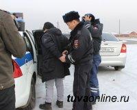 В Туве задержаны местные жители, устроившие перестрелку, в которой погиб один человек