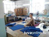 От школьной формы до одеял и подушек выпускает Кызылское предприятие Общества слепых