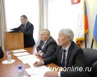 В Туве рассмотрели ход реализации федерального партийного проекта «Экология России»