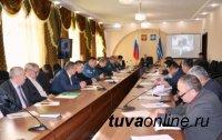 В Правительстве Тувы обсудили вопрос роста бытовых пожаров и гибели людей на них