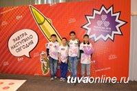 Успешный дебют команды кызылской школы № 1 на Роботехническом фестивале в Иркутске