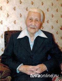 Тува простится с одной из первых акушерок Шинчап Сундуевной Агбан