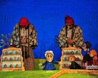 При поддержке гранта Минкультуры России в Туве создан новый кукольный спектакль