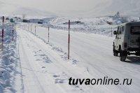 Ледовые переправы и зимники Тувы откроются в конце декабря