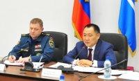 Сергей Диденко: Я увидел глубокое понимание руководством Тувы вопросов комплексной безопасности населения