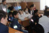 Работа с детьми особой категории – приоритетное направление Управления ГИБДД МВД по Республике Тыва