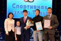 Лучший тренер Тувы 2015 года - Евгений Ондар!