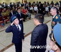 Президентское кадетское училище может стать базой обучающих семинаров для школьников и учителей - Глава Тувы