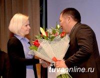 Надежда Яговдик возглавила Ассоциацию учителей математики Тувы
