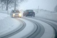 В Туве ожидаются метель, снежные накаты и заносы