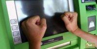 Намеренно повредивший монитор банкомата мужчина задержан полицейскими Кызыла