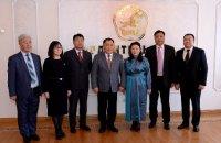В Туве начала работу новый генеральный консул Монголии