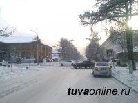 В Кызыле в результате ДТП погибла беременная женщина, ее ребенка удалось спасти
