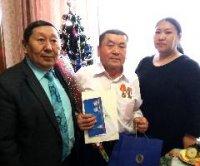 Почетному гражданину Кызыла Геннадию Хурен-оолу исполнилось 70 лет