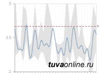 В Каа-Хемском районе Тувы утром произошли два землетрясения