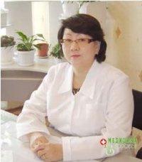 Ирина Бадыргы: В Туве много молодых, перспективных и научно думающих врачей