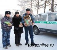 В Кызыле проводятся рейды по проверке условно осужденных граждан