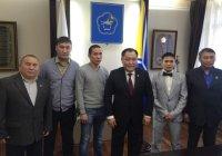 Глава Тувы обсудил с руководством региональной федерации кикбоксинга вопросы развития этого вида спорта в республике