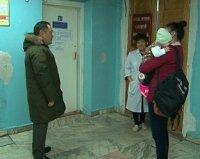 Глава Тувы в очередной раз без предупреждения посетил городскую поликлинику с проверкой