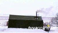 В Туве на труднодоступных участках дорог организованы пункты обогрева