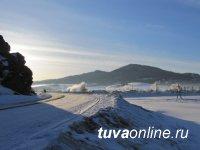 В Туве ожидается значительное понижение температуры воздуха