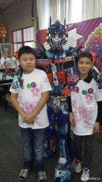 Кызыл: Как записать ребенка в кружок робототехники?