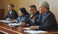 Жители Тес-Хемского и Эрзинского районов Тувы подняли актуальные проблемы своих территорий
