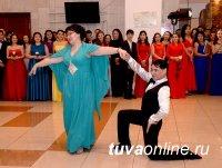 День российского студенчества в Туве отметили Ректорским балом