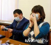 В Кызыле объявлен месячник по профилактике ОРВИ и гриппа