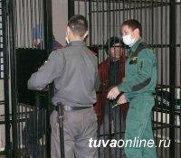 Медвытрезвитель Кызыла в морозные дни открыт и для ночевки лиц бомж