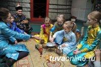 4-классники школы № 1 познакомились с традицией проведения Шагаа