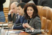 Сенатор Оксана Белоконь поздравила жителей Тувы с Шагаа