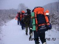 В Туве спасатели обнаружили тело охотника, пропавшего в тайге в конце января
