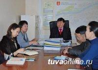 Диалог Мэрии Кызыла и предпринимателей