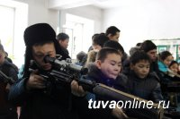 В рамках акции «Неделя мужества» школьники посетили ОМОН