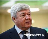 Полпред Президента Николай Рогожкин поздравил сибиряков с Днем защитника Отечества