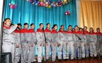 Бойцы студотрядов Тувы свой праздник отметили «Снежным десантом» и Фестивалем песни «Знаменка»