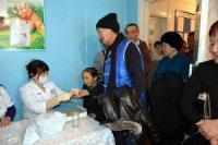 Автопоезд «Маршрут здоровья» отправился в Тоджинский район Тувы