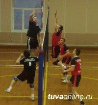 Волейболисты МЧС Тувы стали сильнейшими в Сибири