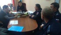 В Туве с очередным рабочим визитом находится депутат Госдумы Лариса Шойгу