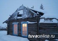 В труднодоступном  Тере-Хольском кожууне Тувы после обильного снегопада обрушились кровли трех домов