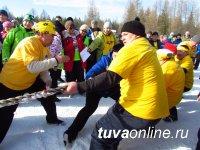 Команда Тувинской горнорудной компании победила на Спартакиаде работников ТЭК