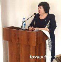 Людмила Тас-оол о приостановке доплат к пенсиям государственных служащих