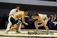 Сборная Тувы заняла 2-е место на Чемпионате России по сумо