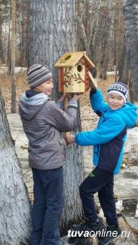 В Национальном парке отметили лучших друзей птиц